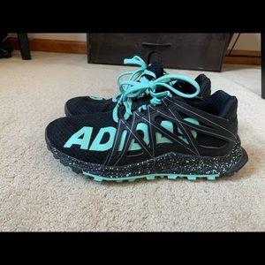 Adidas vigor bounce black/teal